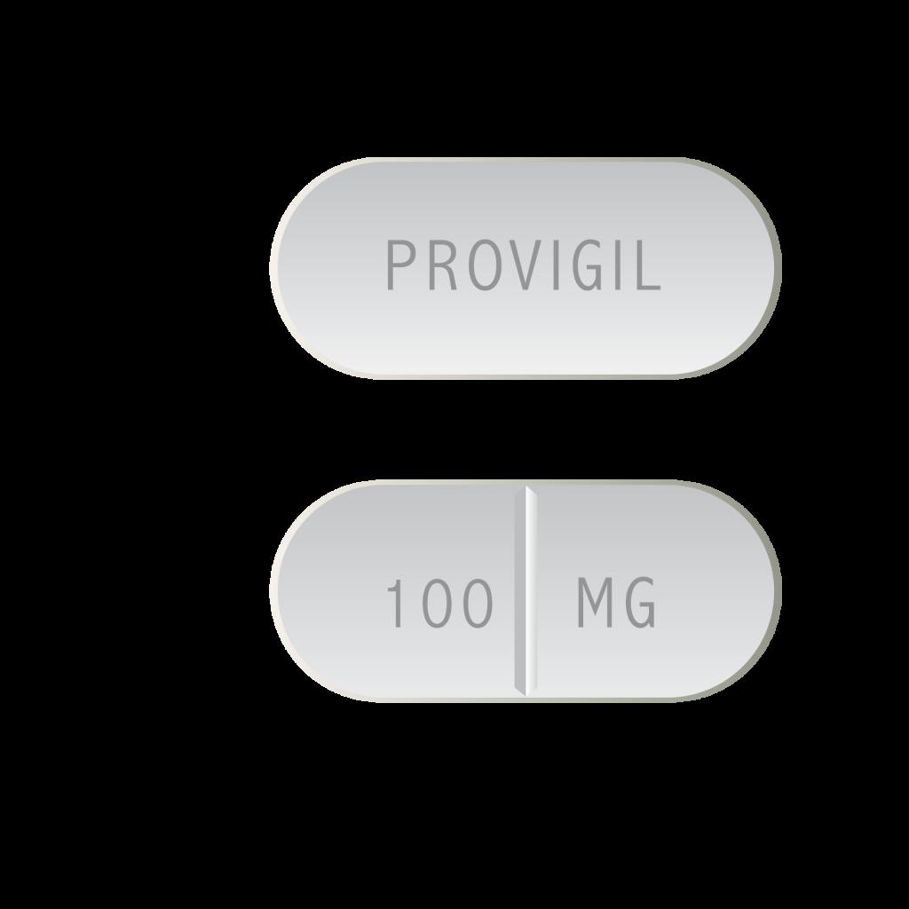 Modafinil (Provigil) 100mg