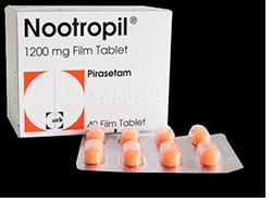 Piracetam (Nootropil)